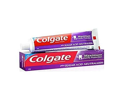 Colgate Maximum Cavity Protection Plus Sugar Acid Neutralizer