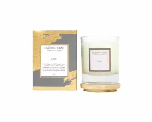 Euodia Home Lilas Soy Scented Candles