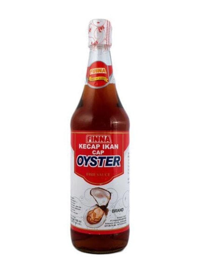 Kecap Ikan Terbaik Finna Kecap Ikan Cap Oyster