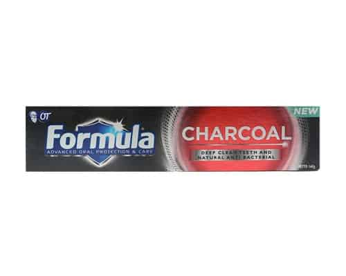Formula Advanced Oral Protection & Care Charcoal