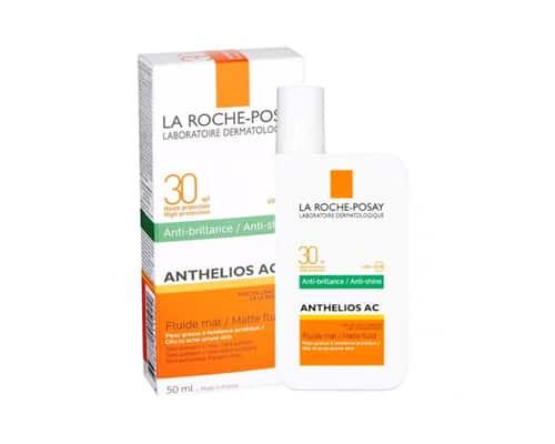 Sunblock La Roche-Posay Anthelios AC SPF 30 Matte Fluid Anti Shine
