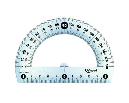 Maped Essentials 180o – 12 cm