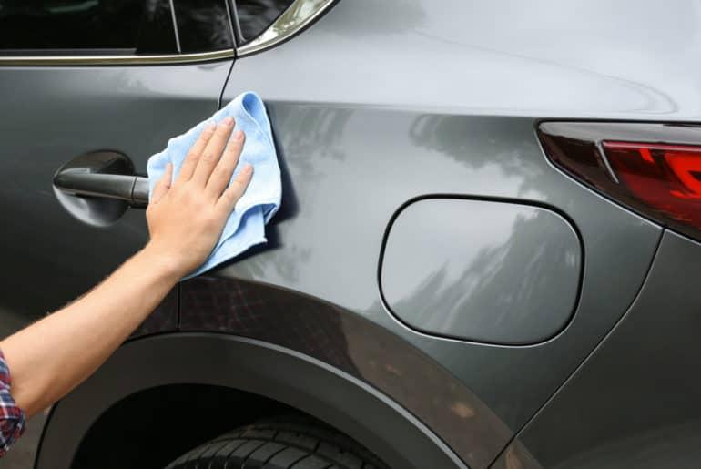 Penghilang Goresan Mobil