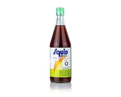 Kecap Ikan Terbaik Squid Brand Fish Sauce