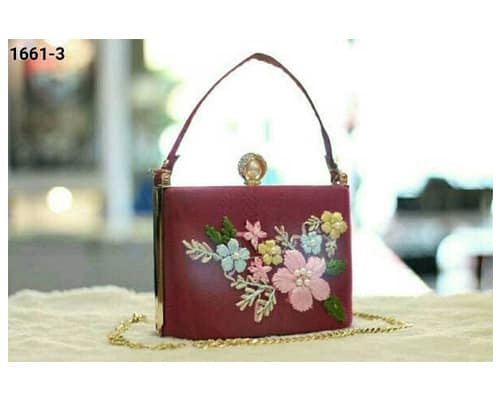 Tas Pesta Flowers Bloom