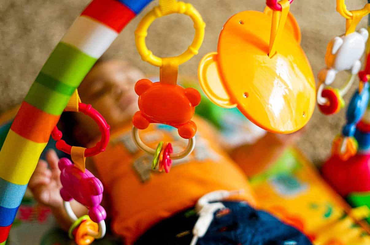 Rekomendasi Mainan Gantungan Bayi