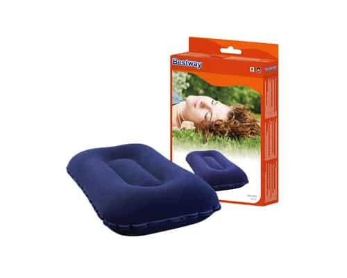 Bantal Tidur Terbaik Bestway 67121 Flocked Air Pillow