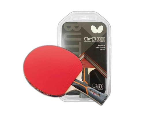 Raket Tenis Meja Terbaik Butterfly Stayer 3000