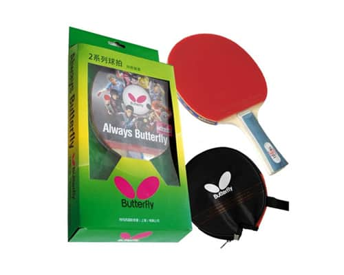 Raket Tenis Meja Terbaik Butterfly TBC202