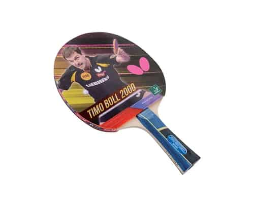 Raket Tenis Meja Terbaik Butterfly Timo Boll 2000