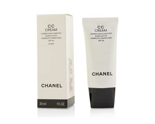 Chanel CC Cream Super Active Complete Correction SPF 50