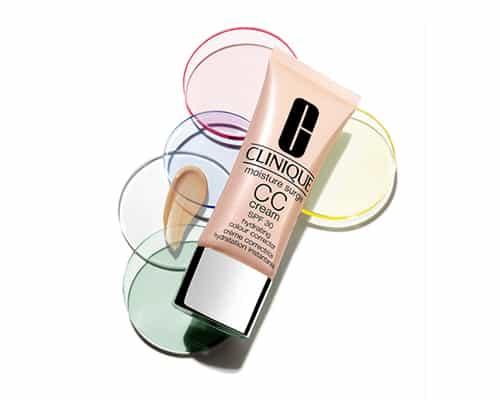 Produk Clinique Moisture Surge™ CC Cream Hydrating Colour Corrector Broad Spectrum SPF 30