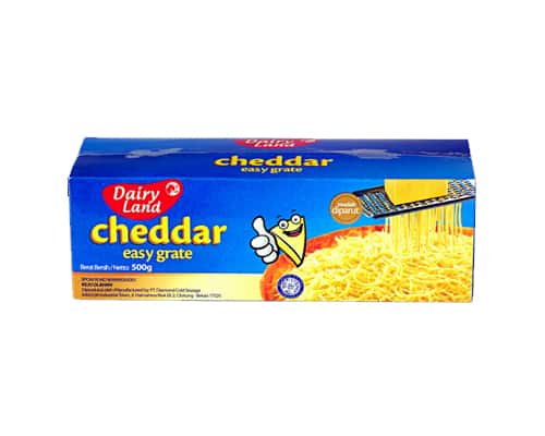 Diamond Dairy Land Cheddar Easy Grate