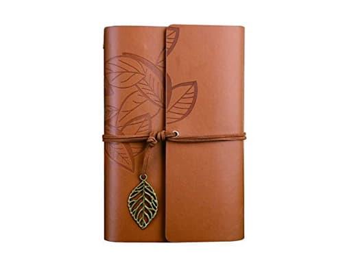 Diary Vintage Leaf
