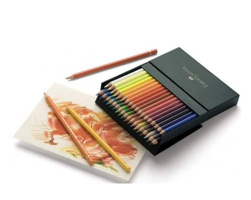 Faber-Castell Colour Pencil Polychromos