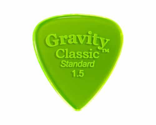 Pick Gitar Terbaik Gravity Classic Standard