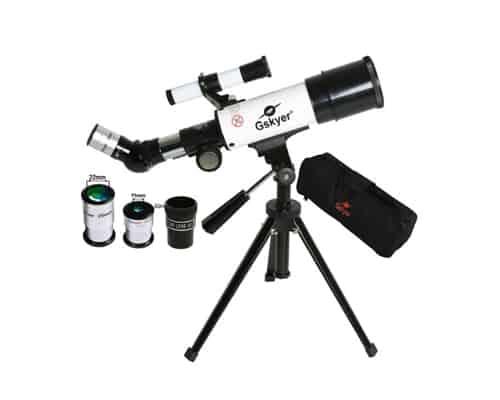 Gskyer 60 mm AZ Refractor Telescope