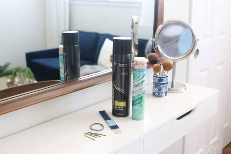 Hair Spray untuk wanita