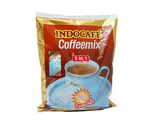 Indocafé Coffeemix 3 in 1