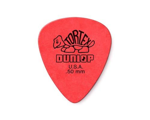 Pick Gitar Terbaik Jim Dunlop Tortex Standard