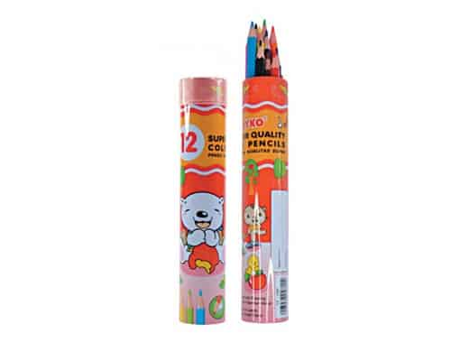 Joyko Color Pencil CP-12RT