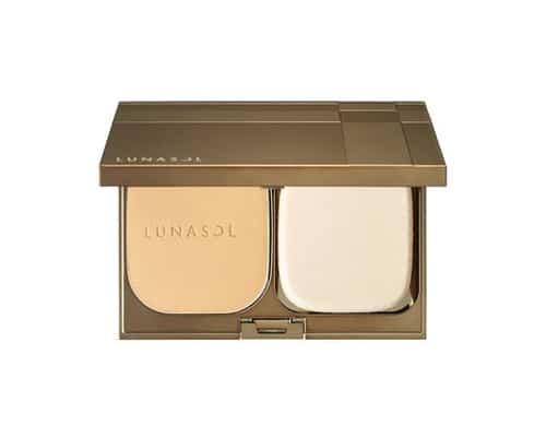 Kanebo Lunasol Skin Modeling Powder Glow Foundation