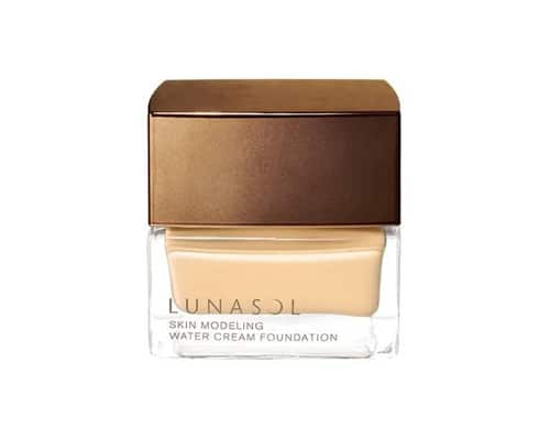 Kanebo Lunasol Skin Modeling Water Cream Foundation