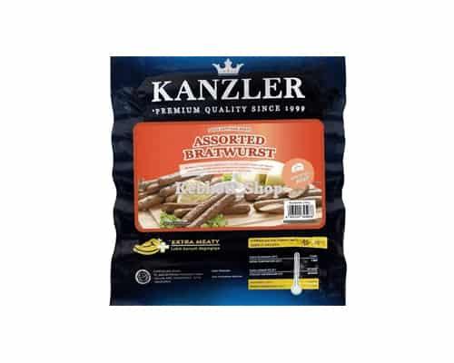 Kanzler Assorted Bratwurst - Sosis Terbaik