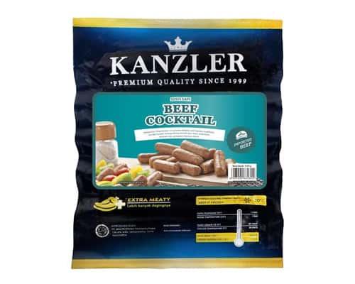 Kanzler Beef Cocktail - Sosis Terbaik
