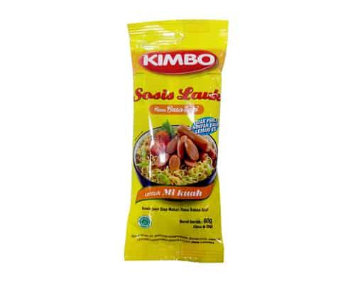 Kimbo Sosis Lauk Mi Bakso Sapi - Sosis Terbaik