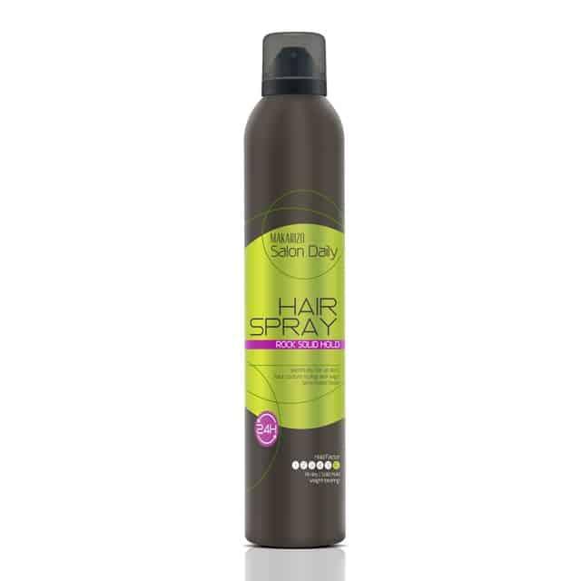 Makarizo Hair Spray – Rock Solid Hold
