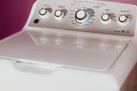 Gambar Ilustrasi Mesin Cuci Top Loading Yang Bagus