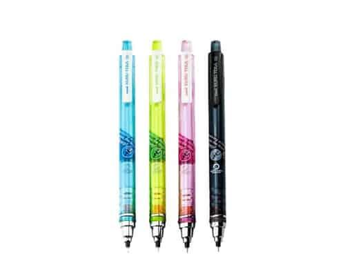 Best Mechanical Pencil - Mitsubishi Uni Kuru Toga