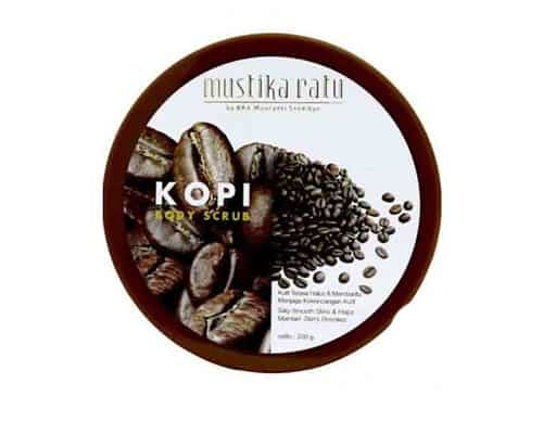 Mustika Ratu Coffee Body Scrub