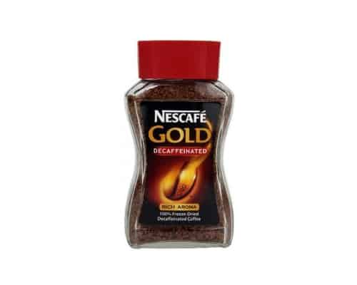 Nescafé Gold Decaffeinated