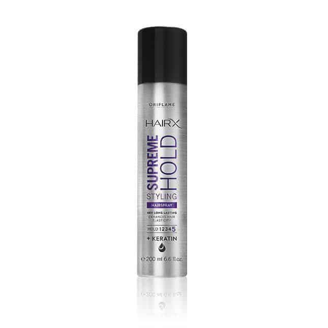 Oriflame HairX Supreme Hold Styling Hairspray