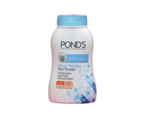 Ponds Angel Face Natural Mattifying Face Powder - Bedak Tabur Terbaik untuk usia 30-an