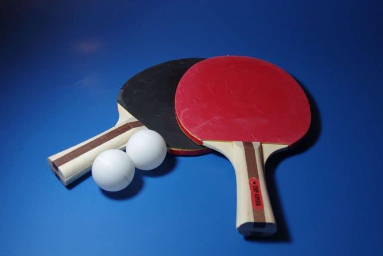 Raket Tenis Meja terbaik