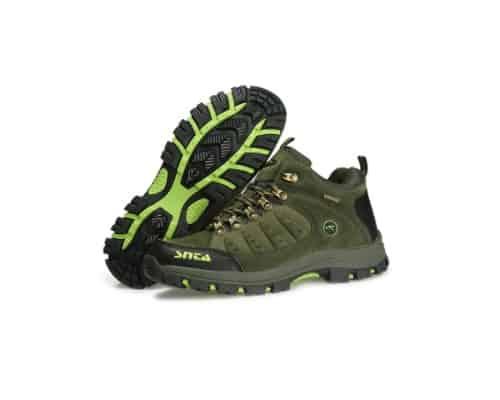 Sepatu Trekking Terbaik Sepatu SNTA Outdoor 470