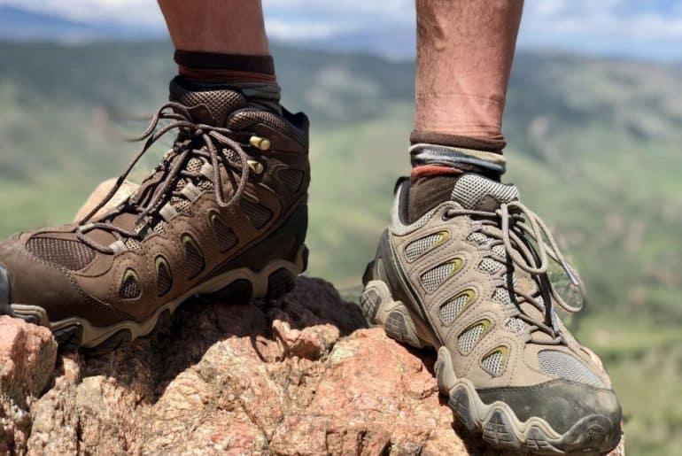 Sepatu Trekking Terbaik