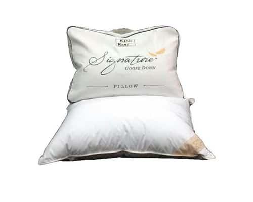 Bantal Tidur Terbaik Signature Goose Down Pillow