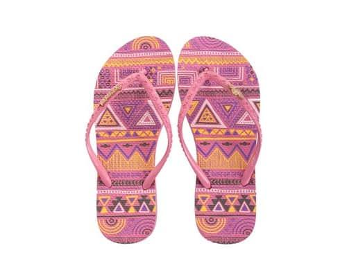 Sandal Pantai Terbaik untuk Wanita Surfer Girl Anoki Sandal 17JULLBSN02PNK