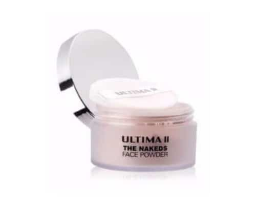 Ultima II The Nakeds Face Powder - Bedak Tabur Terbaik untuk usia 30-an