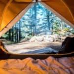 Gambar Ilustrasi Matras Tenda Camping