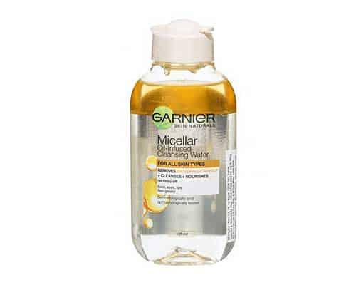 Garnier Micellar Oil-Infused Micellar water