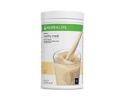 Susu Diet Terbaik Herbalife Formula 1 Healthy Meal Nutritional Shake Mix