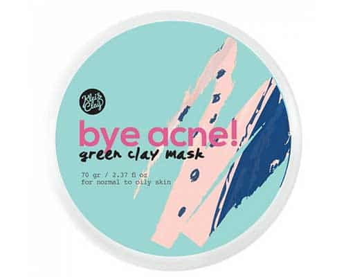 Klei and Clay Bye Acne Green Clay Mask