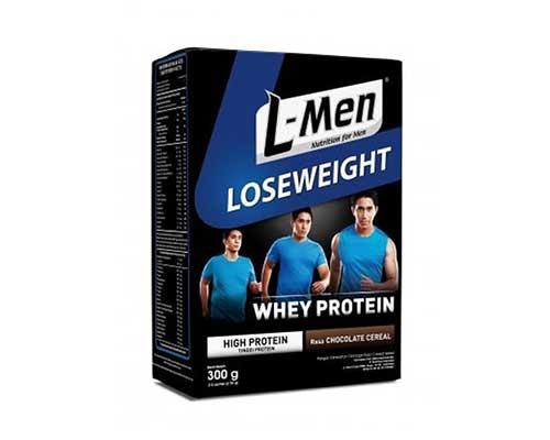 L-Men Lose Weight