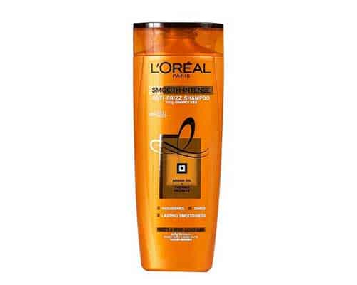 Shampo untuk Mengatasi Rambut Kering L'Oreal Paris Smooth Intense Anti Frizz Shampoo