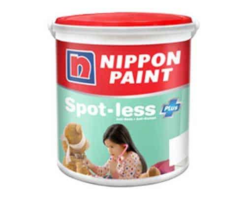 Nippon Paint Spotless Plus